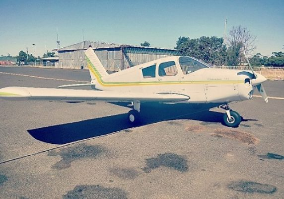 PIPER PA28-140 CHEROKEE 160 HP UPGRADE