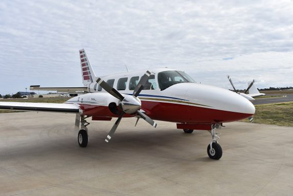1982 PIPER PA31-350 CHIEFTAIN COLEMILL PANTHER II