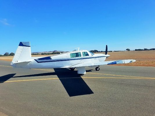 1978 MOONEY 201 200HP   PRICE REDUCED