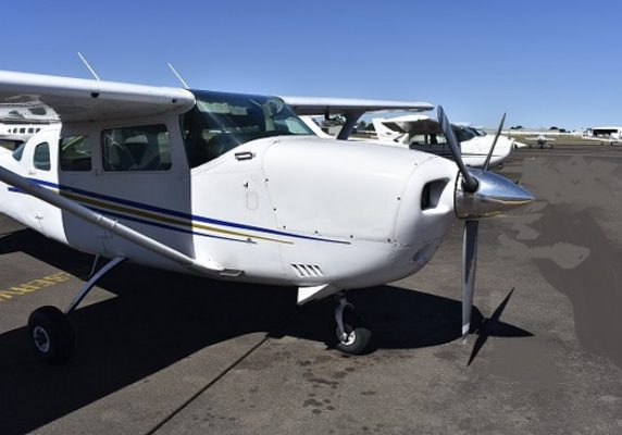 1980 CESSNA U206G STATIONAIR      6,550 HOURS         SOLD