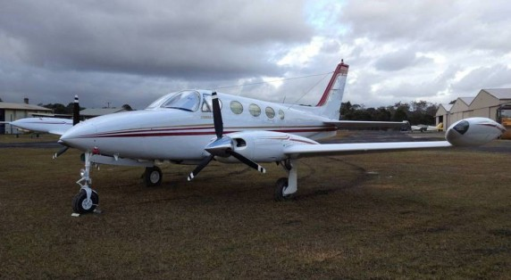 1979 Pressurised Cessna 340A  SOLD