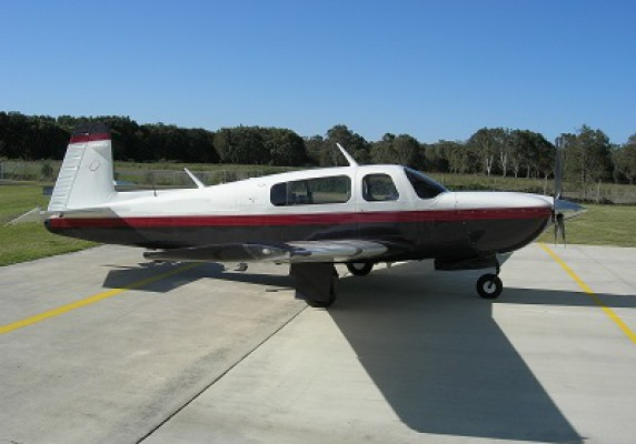 Mooney Ovation 1997   SOLD