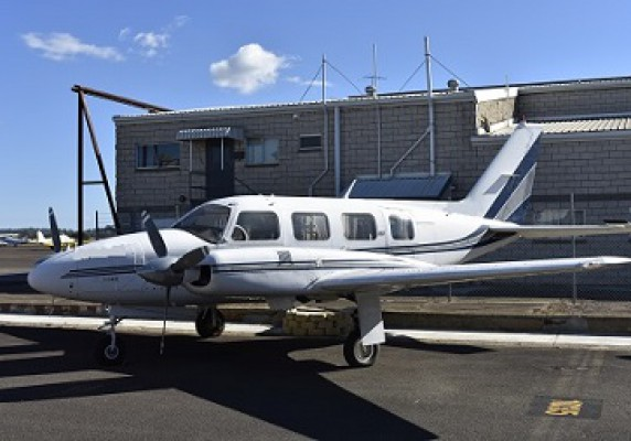1981 Piper PA31-325 Navajo  SOLD