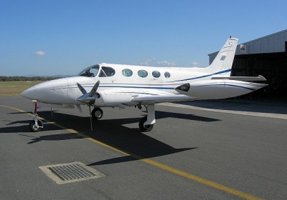 1977 Pressurised Cessna 340A      SOLD