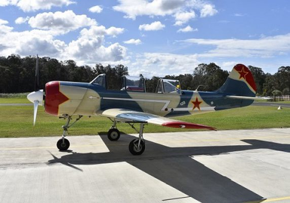 1984 Yakovlev Aircraft Factories Yak-52        SOLD