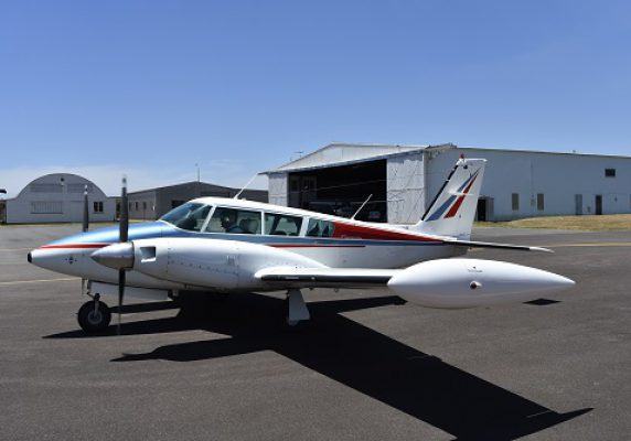 1967 Piper PA30B Turbo Twin Comanche