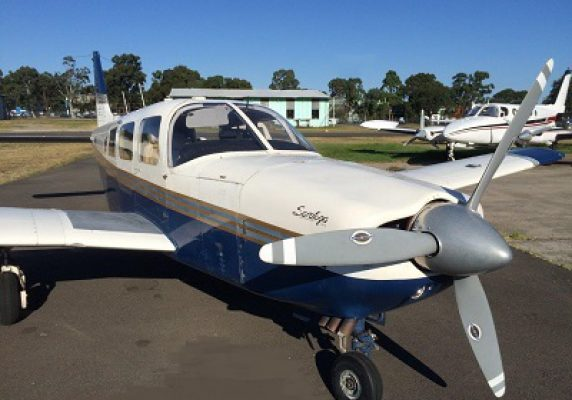 1981 Piper PA32-301 Saratoga  Withdrawn from sale pending avionics upgrade