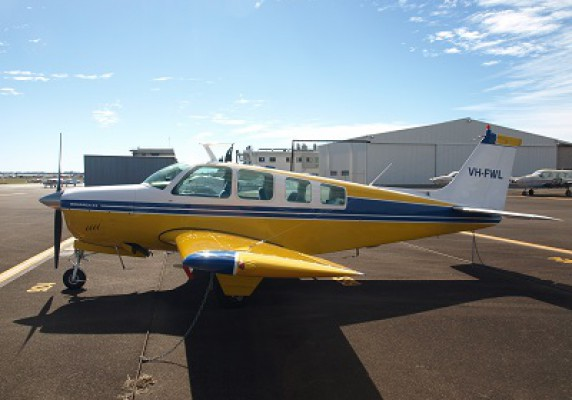 1968 Beechcraft 36 Bonanza     SOLD