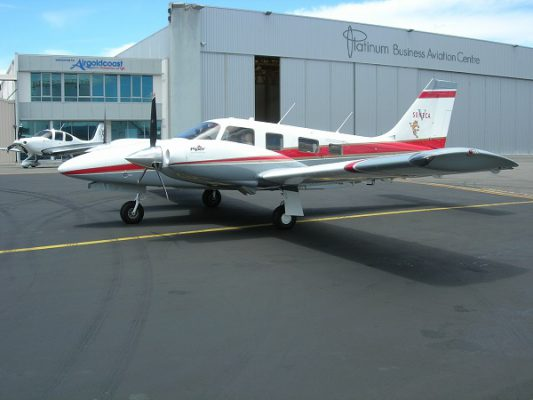 1997 PIPER PA34-220T SENECA   V     REDUCED
