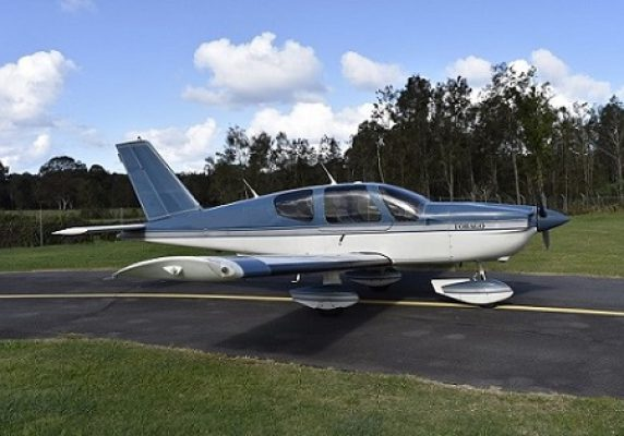 1993 SOCATA TB10 TOBAGO        SOLD
