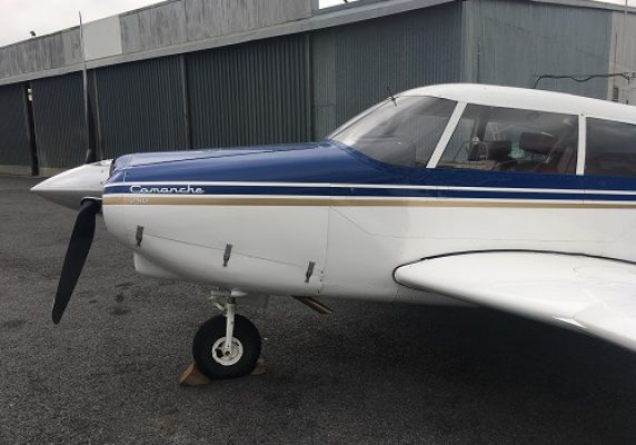 PIPER PA24-250 COMMANCHE