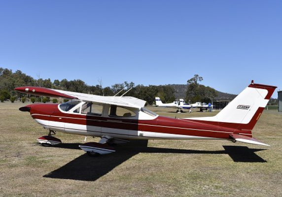 Cessna 177 Cardinal 180HP with Constant Speed Prop