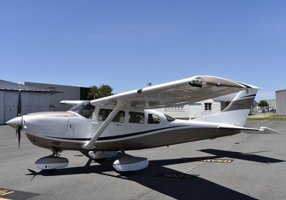 2011 Cessna T206H G1000 NAV III Turbo Stationair  SOLD