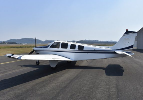 2008 BEECHCRAFT G36 BONANZA G1000 EQUIPPED