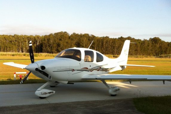 2007 CIRRUS SR20 SRV     ONLY 635 HOURS $210,000 + GST     SOLD