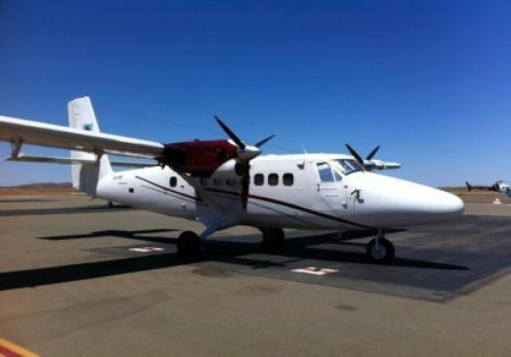 1967 DHC6-100 TWIN OTTER