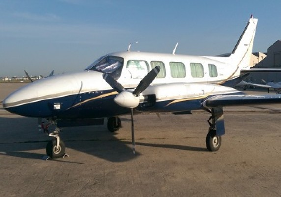 1976 Piper PA231-350 Chieftain   SOLD