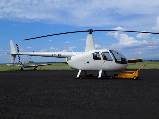 2010 ROBINSON R44 RAVEN II  SOLD
