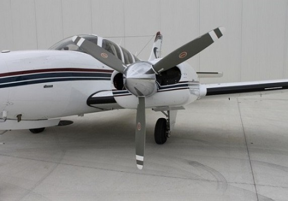 1978 BEECHCRAFT E55 BARON 300HP