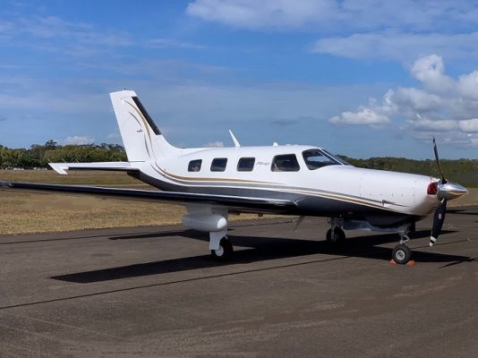 2011 PIPER PA46-350P MALIBU MIRAGE    PRESSURISED           LOW TIME