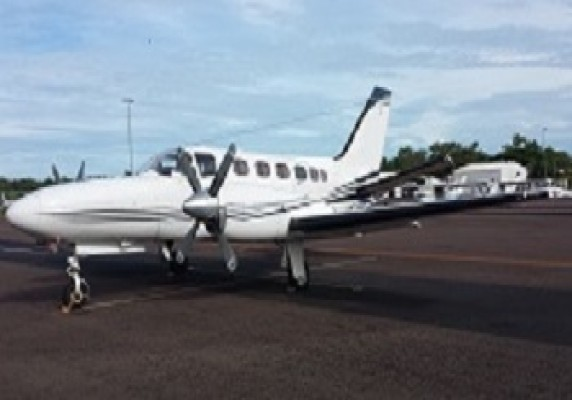 79 CESSNA 441 CONQUEST II DASH 10