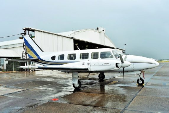 1978 PIPER PA31-350 CHIEFTAIN      CHARTER CATEGORY         SOLD