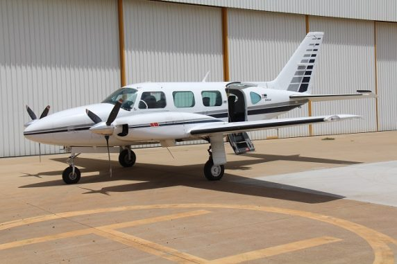 1977 PIPER PA31-310 NAVAJO     CHARTER CATEGORY          SOLD