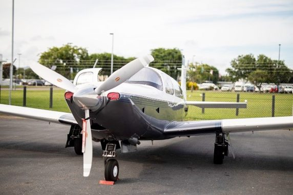 1999 MOONEY M20R OVATION              LOW TIME